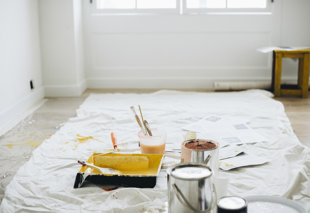 increase home value with painting