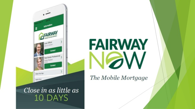 Fairway Now Mobile Mortgage
