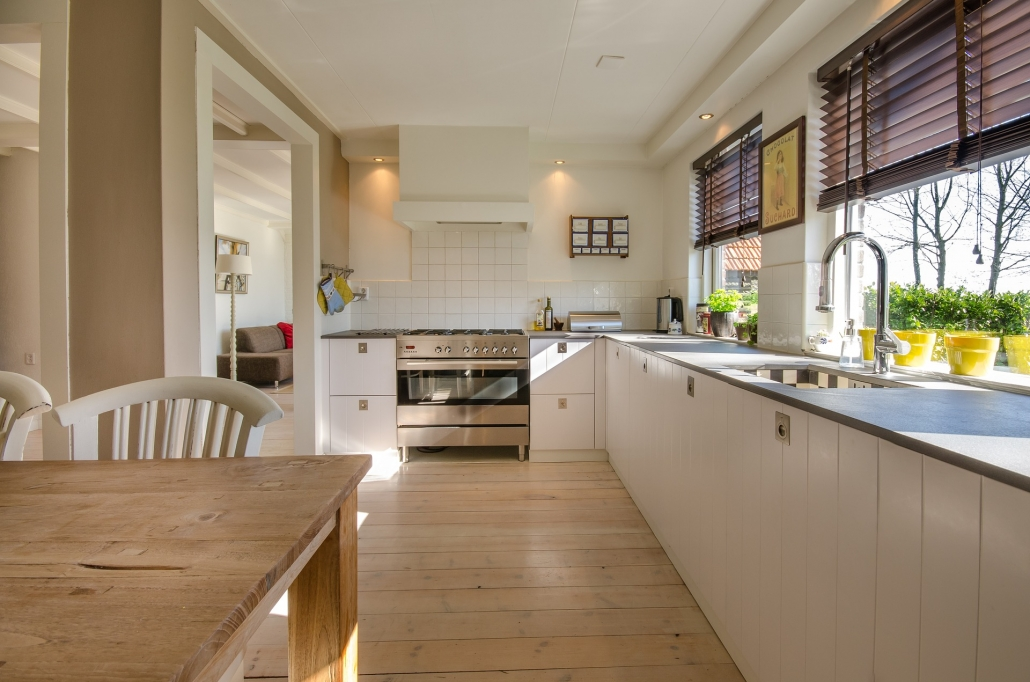 Kitchen upgradation increases house value